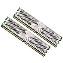 OCZ 4GB=2x2GB DDR2 PC8500 1066MHz 5-5-5-18 Low Voltage (Platinum kit 2ks 2048MB s chladičem Platinum XTC)