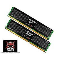 OCZ 2GB=2x1GB DDR3 1333MHz Fatal1ty PC3-10666 9-9-9-20 (kit 2ks 1024MB s chladičem XTC)