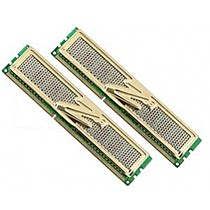 OCZ 2GB=2x1GB DDR3 1600MHz Gold PC3-12800 8-8-8-26 (kit 2ks 1024MB s chladičem XTC)