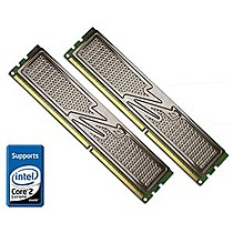 OCZ 2GB=2x1GB DDR3 1600MHz Titanium Intel Extreme PC3-12800 8-8-8-24 (kit 2ks 1024MB s chladičem XTC)