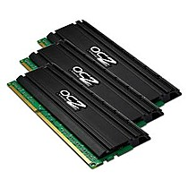 OCZ 6GB=3x2GB DDR3 1866Hz Blade PC3-15000 7-7-7-28 (6GB, kit 3ks 2048MB s chladičem Blade Al pro Core i7 Vdimm=1.65V a X58)