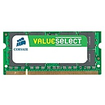 CORSAIR 4GB=2x2GB SO-DIMM DDR2 PC5300 667MHz (kit 2 ks 2048MB)