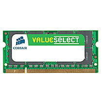 CORSAIR 4GB=2x2GB SO-DIMM DDR2 PC6400 800MHz (kit 2 ks 2048MB)