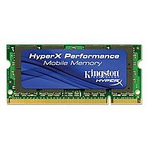 KINGSTON 3GB=2+1GB SO-DIMM DDR2 CL5 PC6400 800MHz (3GB kit (2+1) HypherX)