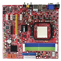 MSI MB MEDIA LIVE DIVA 7.1 (AM2+Phenom, amd, DDR2, SPDIF, RCA Audio, GLAN, IEEE1394, 7.1 předzesilovač D2 DAE-3
