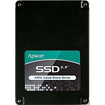 APACER A7201 Solid State Drive 64GB STANDARD SATA2 2.5in (150MB/s, SSD = HDD bez pohyblivych casti)