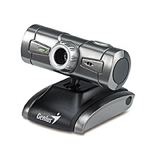 GENIUS VideoCam Eye 320 SE USB webcam 300k+headset