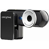 CREATIVE webcam Live! Cam Notebook (USB kamera)