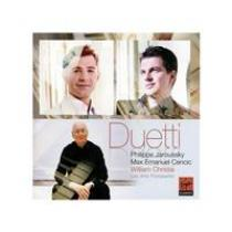 LES ARTS FLORISSANTS DUETTI DA CAMERA