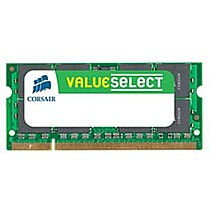 CORSAIR 8GB=2x4GB SO-DIMM DDR2 PC6400 800MHz (kit 2x 4096MB)