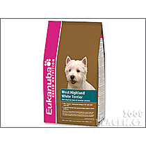 Eukanuba West Highland White Terrier 2,5kg