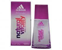 Adidas Natural Vitality EdT 30ml W