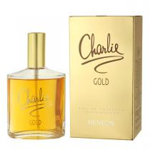 Revlon Charlie Gold EdT 100ml W
