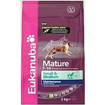 Eukanuba Senior Small&Medium 3kg