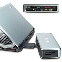 Acer EzDock accessary package