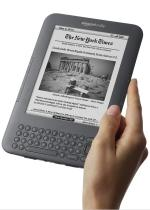 Amazon Kindle Keyboard, bez reklam