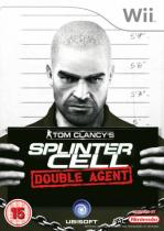 Tom Clancys Splinter Cell Double Agent (Wii)