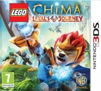 LEGO Legends of Chima: Lavals Journey (3DS)