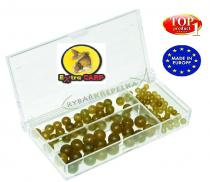 EXTRA CARP Rubber Beads 100ks