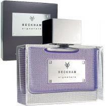 David Beckham Signature EdT 75ml pánská