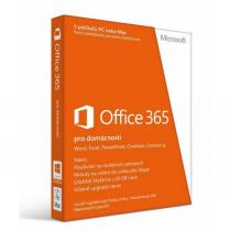 Microsoft Office 365 Home Premium CZ