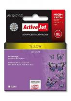 Action ActiveJet ink Brother LC-1240Y