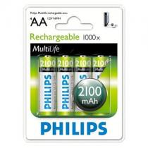 PHILIPS AA 2100mAh MultiLife