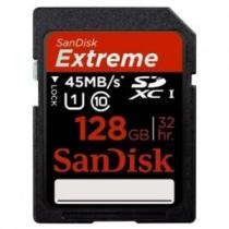 SanDisk Extreme SDXC Card 128GB Class 10