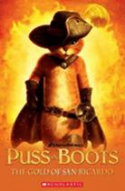 The Gold of San Ricardo with Popcorn ELT Readers 3: Puss in Boots CD