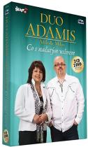 Duo Adamis - Co s načatým večerem - 2 CD+2 DVD