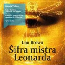 Šifra mistra Leonarda - CD - Dan Brown CD
