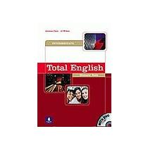 Total English intermadiate SB+CD