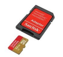 SanDisk Micro SDHC Extreme 32GB UHS-1