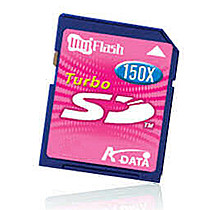 A-Data Secure Digital Turbo 150x, 1024MB