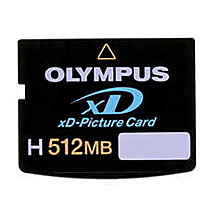 OLYMPUS Xd Picture Card 256MB