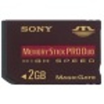 Sony Memory Stick Pro DUO High Speed MSX-M2GN - karta 2GB
