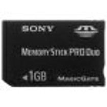 Sony Memory Stick PRO Duo MSX-M1GST 1GB