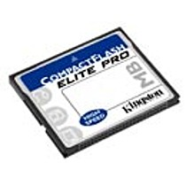 Kingston 2GB Elite Pro CompactFlash Card