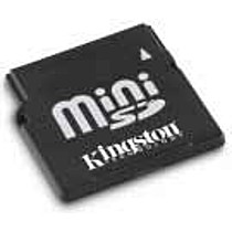 Kingston 512MB Mini Secure Digital Card