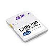 Kingston 2GB Secure Digital Card Hi-speed