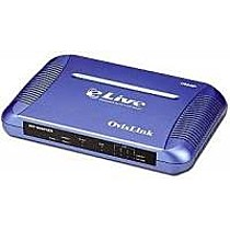 OvisLink MU-9000VPN 4-port VPN router/QoS/4xUSB