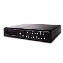 Planet LAN videorekorder DVR-400, 4x video-in, 4x senzor