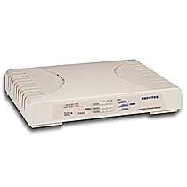 Repotec router-bandwith control / 4xLAN / 1xWAN
