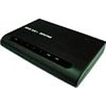WELL PTI-845 ADSL2/2+ router 4xEth. An.B+splitter