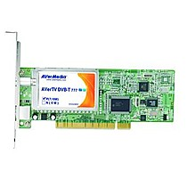 AVer TV-DVB-T 777 MCE HDTV PCI TV+Radio
