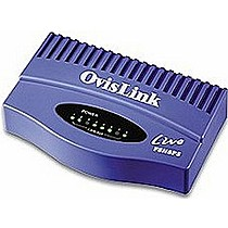 OvisLink switch Live FSH8PS (100Mb,8xRJ45)