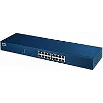 "ZyXEL ES-1016 16-port 10/100Mbps 19"" rack switch"