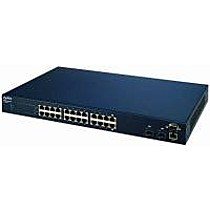 ZyXEL GS-2024 24-port 100/1000 switch