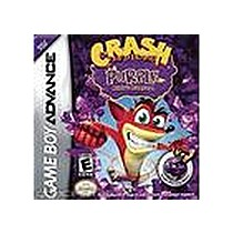 Crash Bandicoot Purple Ripto´s Rampage (GameBoy)