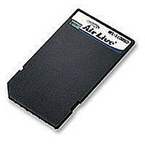 OvisLink WL-1100SD, 802.11b Secure Digital LAN adapter